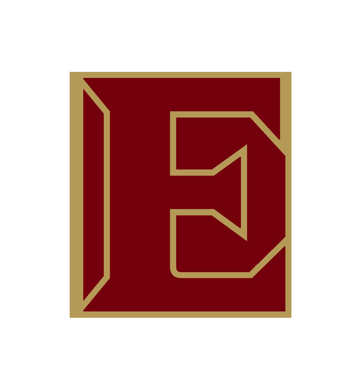 Elon University Monogram E